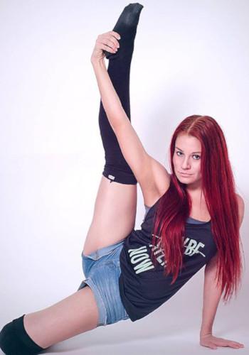 Валерия Казанина. Рнструктор Strip-Dance